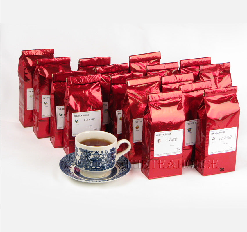 Tea of the Month Sampler - 12 Months