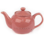 Two Cup Colored Teapot (12 oz) - Pink