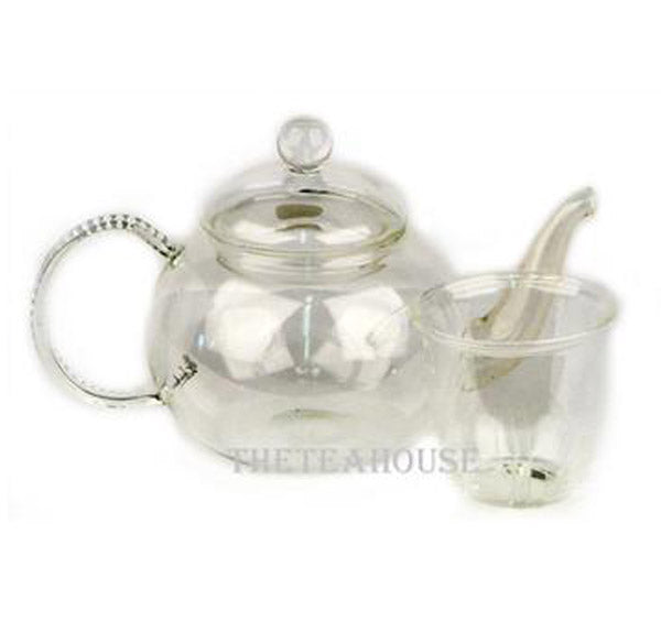 Glass Teapot w/ Infuser
