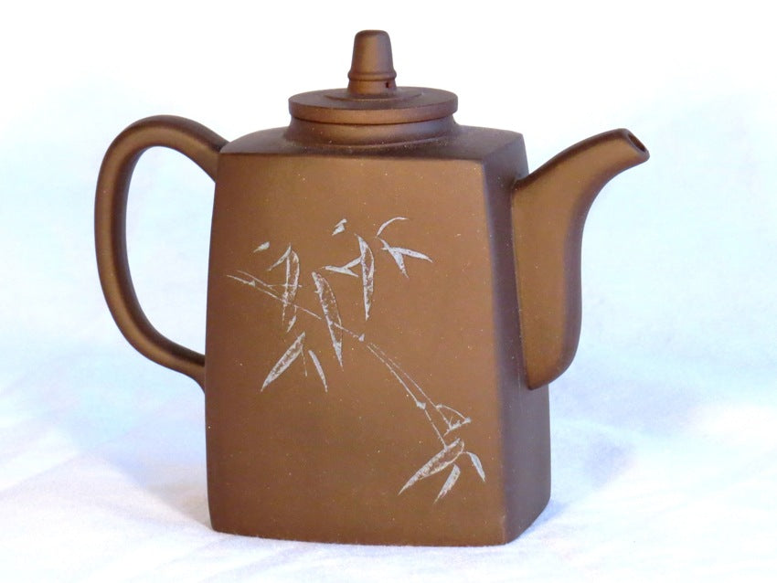 Square Taper Teapot