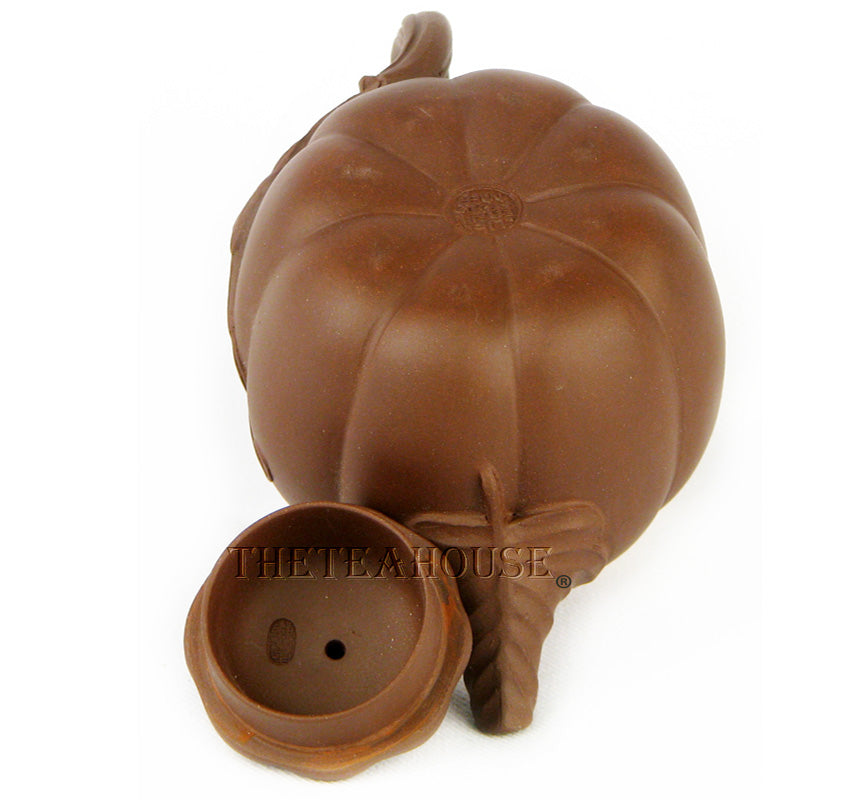 Gourd with Vines Teapot