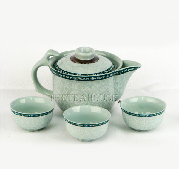 Ceramic Chinese Tea Set
