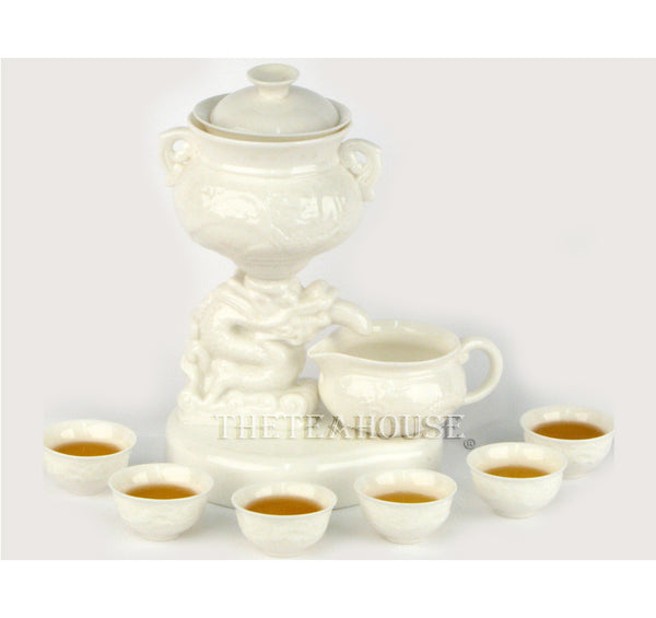 Magic Dragon Brewer Tea Set