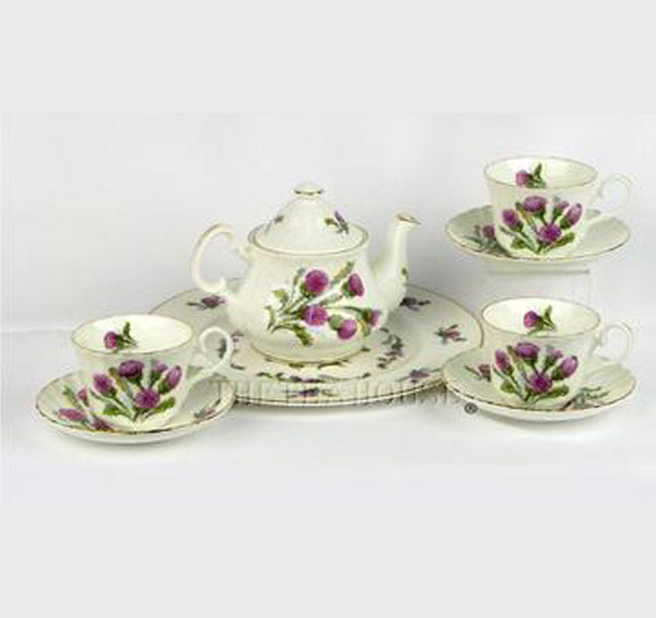 Thistle Tea Set