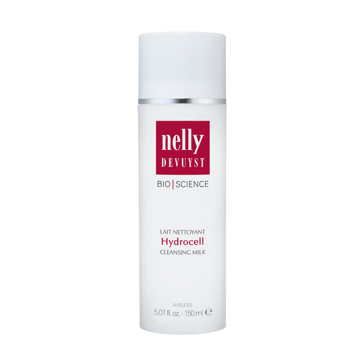 Lait Nettoyant Hydrocell Nelly De Vuyst