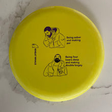 Load image into Gallery viewer, 'Drake Hates Sobriety' Disc Golf Putter