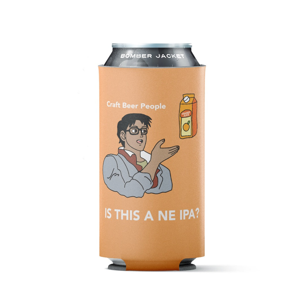 IS THIS A NE IPA 16 oz. Tall Can Insulator