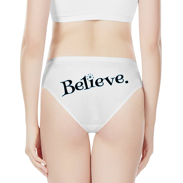 Unistang Believe. Women's Briefs - Swoozl