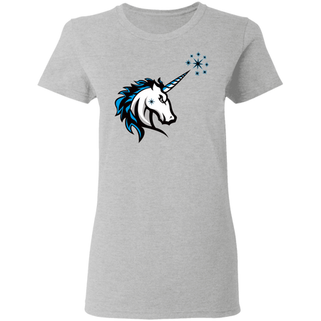 Unistang Ladies' 5.3 oz. T-Shirt - Swoozl