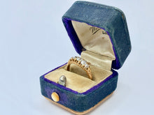 Load image into Gallery viewer, 18ct Gold Victorian Diamond Ring