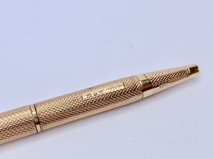 9ct Gold Hallmarked Pencil