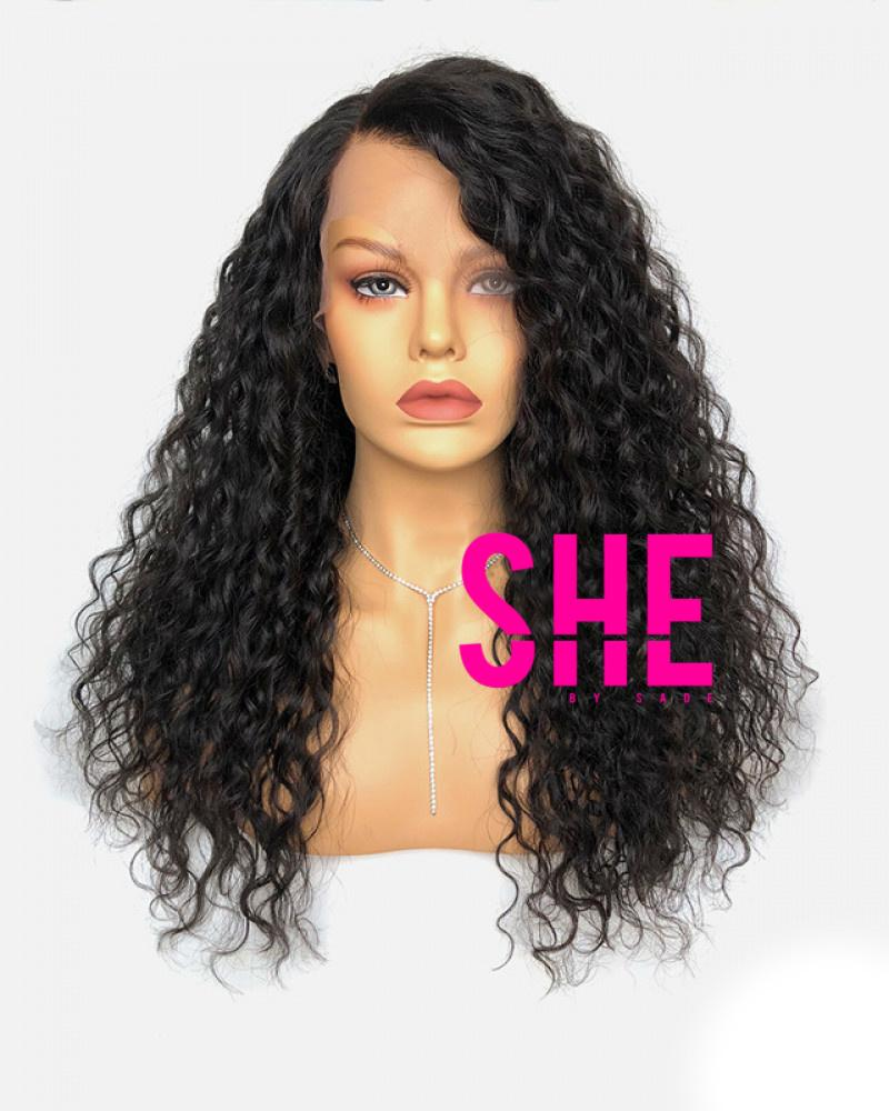 ITALIAN CURLY FULL LACE WIG