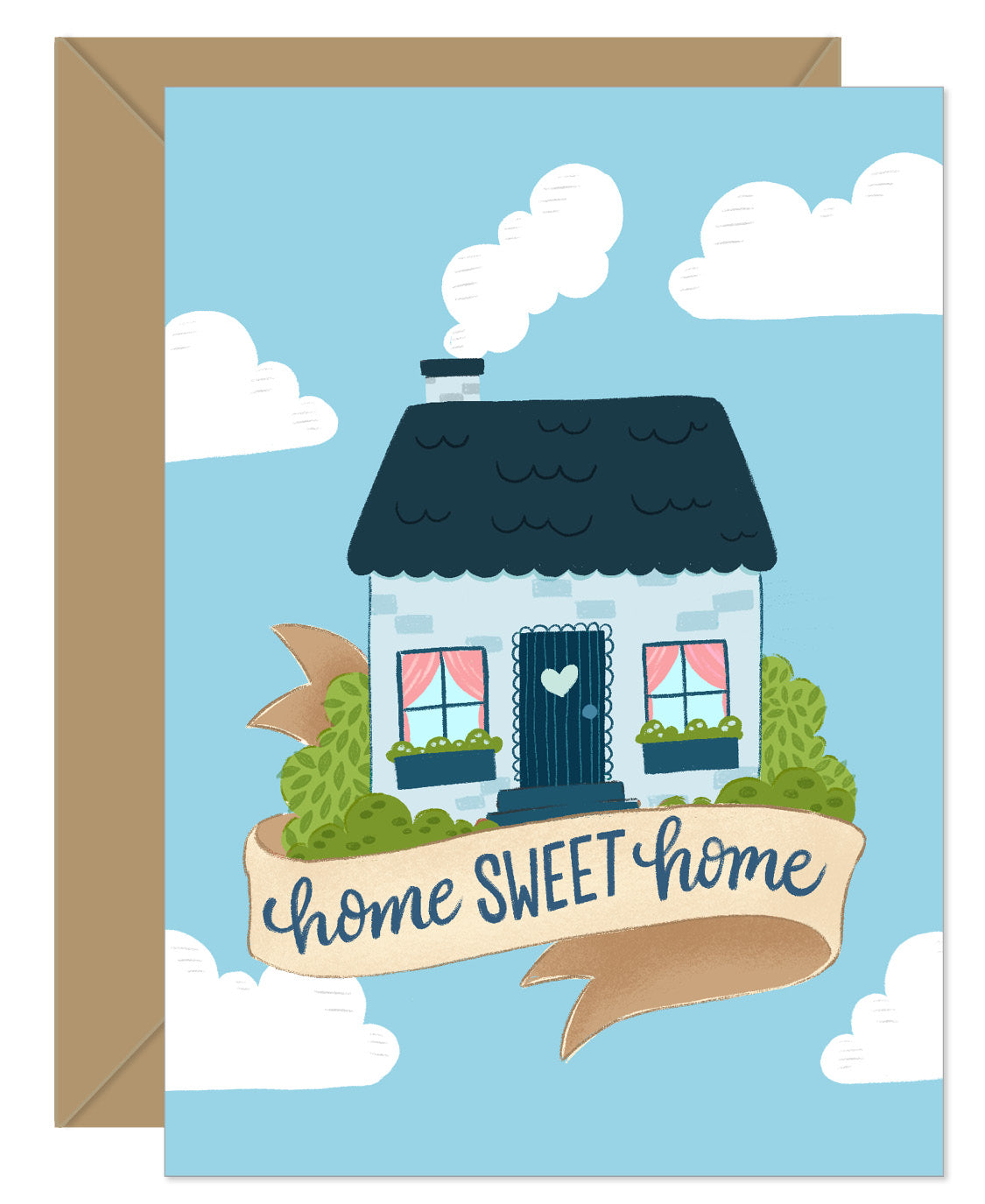 NEW! Home Sweet Home Clouds