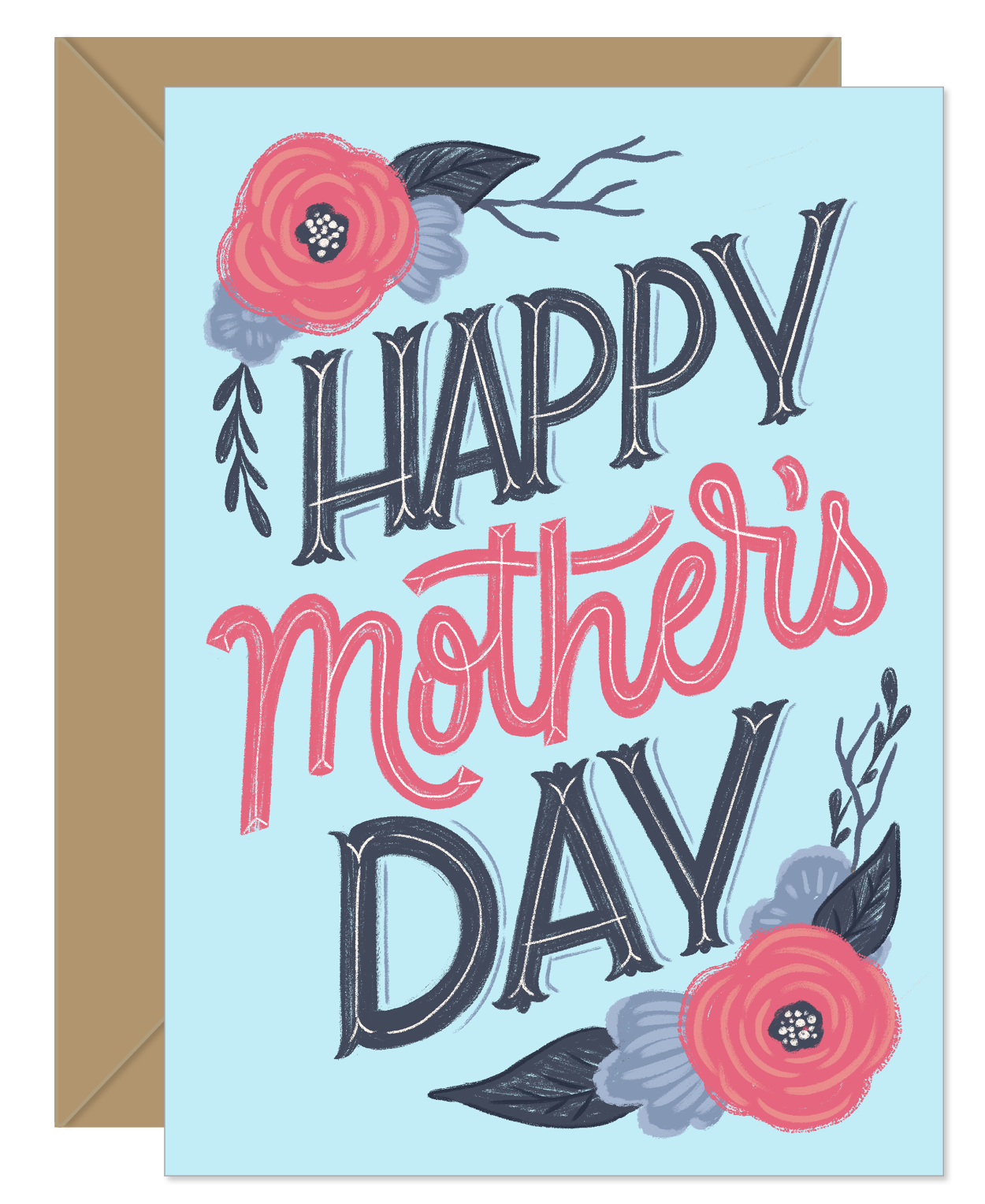Happy Mother's Day Floral
