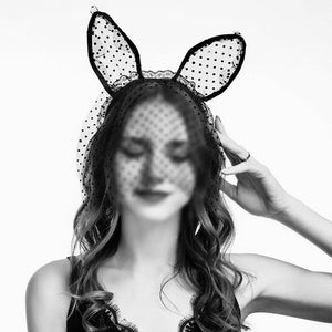 Lace Cat Ears