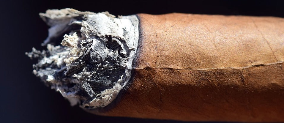 Combustion du cigare