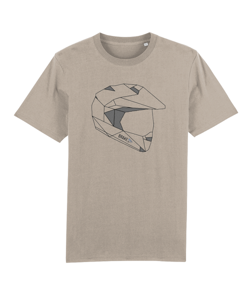 The Large Geo Helmet Tee