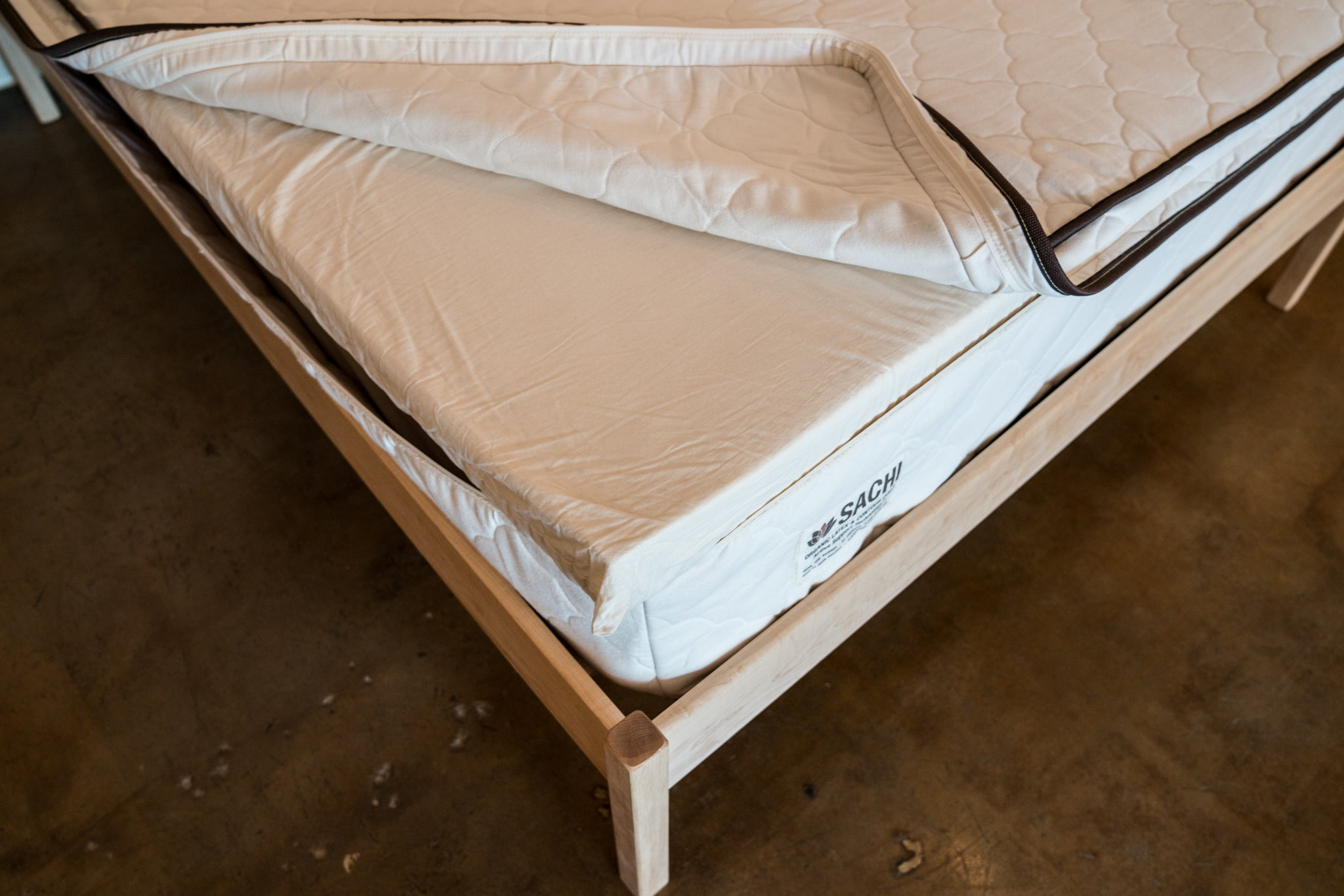 Latex & Comfort Coil Mattress
