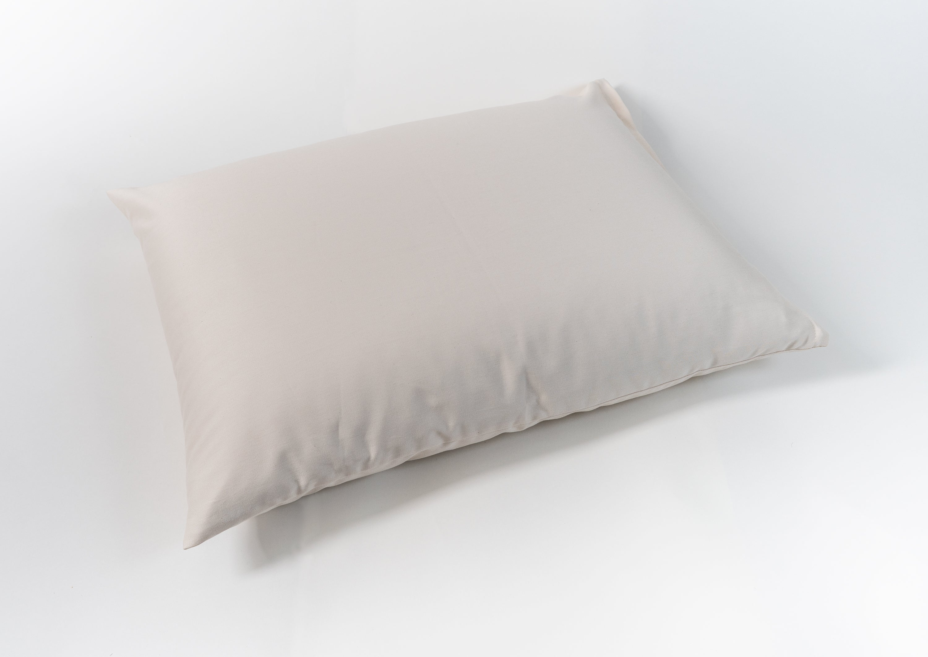 Natural latex pillow form