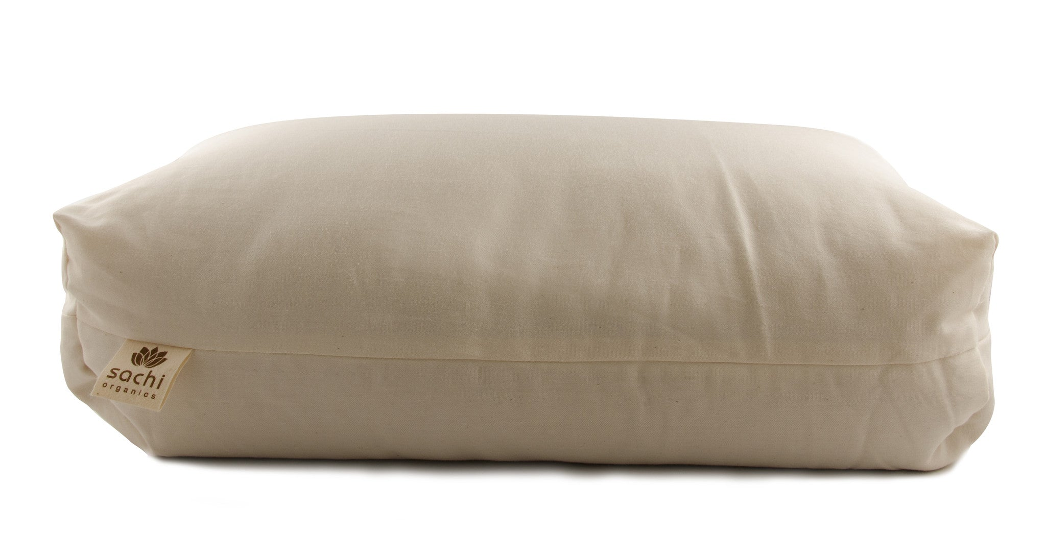 Shambho Pillow: Natural Wool & Buckwheat