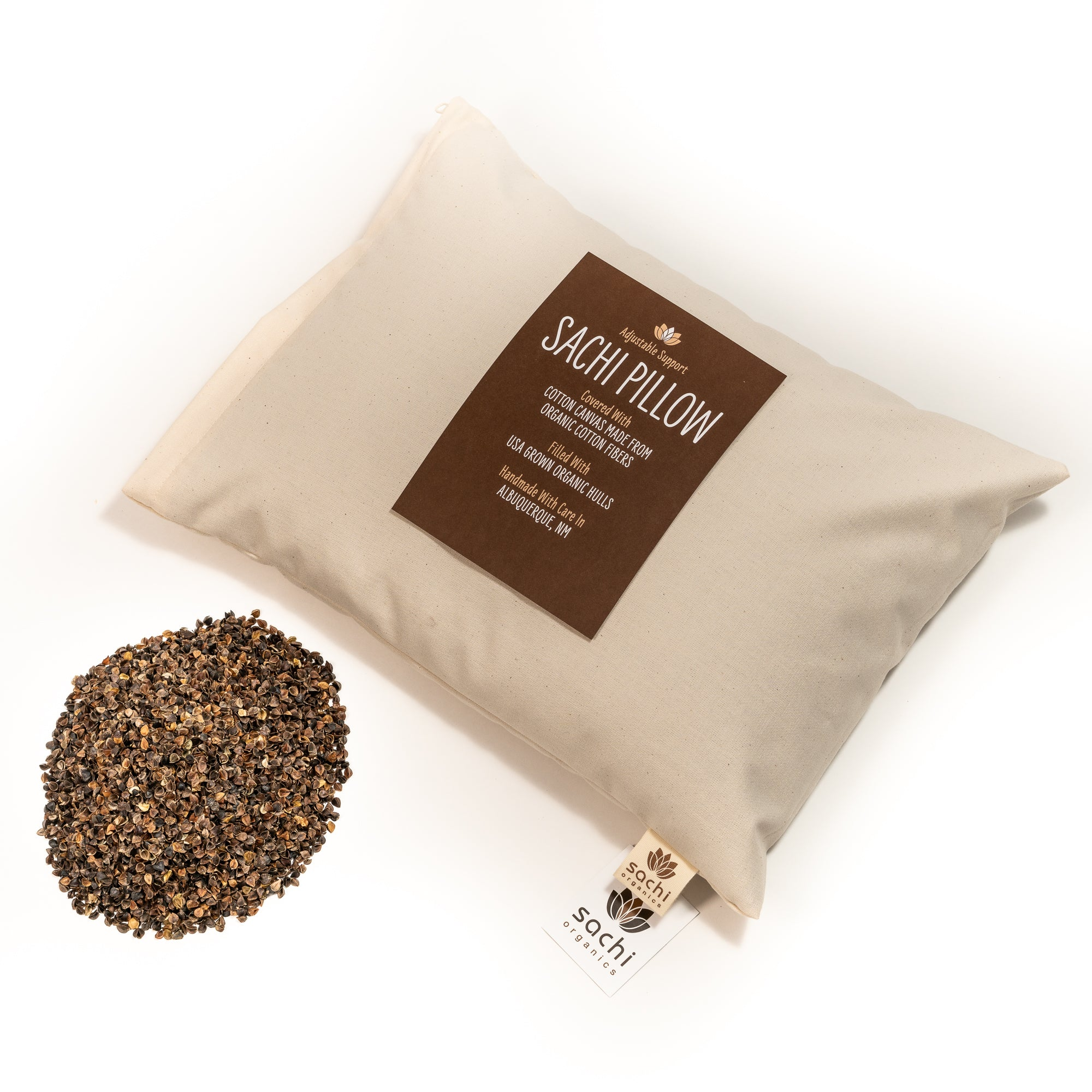 Medium Buckwheat Pillow