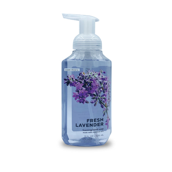 Fresh Lavender Foaming Hand Soap