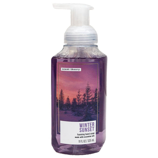 Winter Sunset Foaming Hand Soap