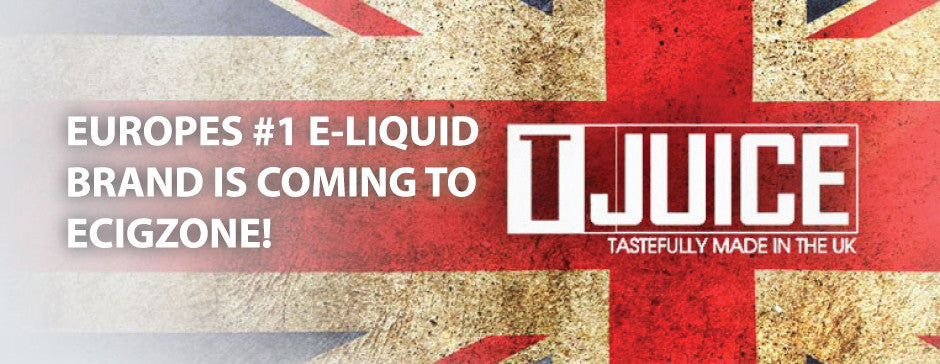 t-juice is coming to ecigzone