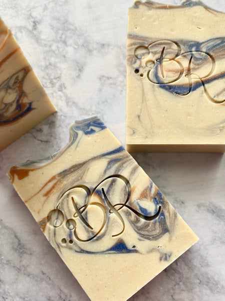 Vetiver Beach Cold Processed Soap