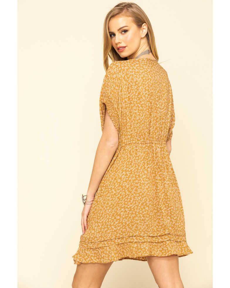 free people Dress in Chocolate, M