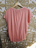 Pink Lucky Brand Shirt, XL