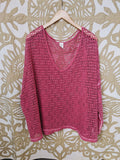 Pink we the free Sweater, S