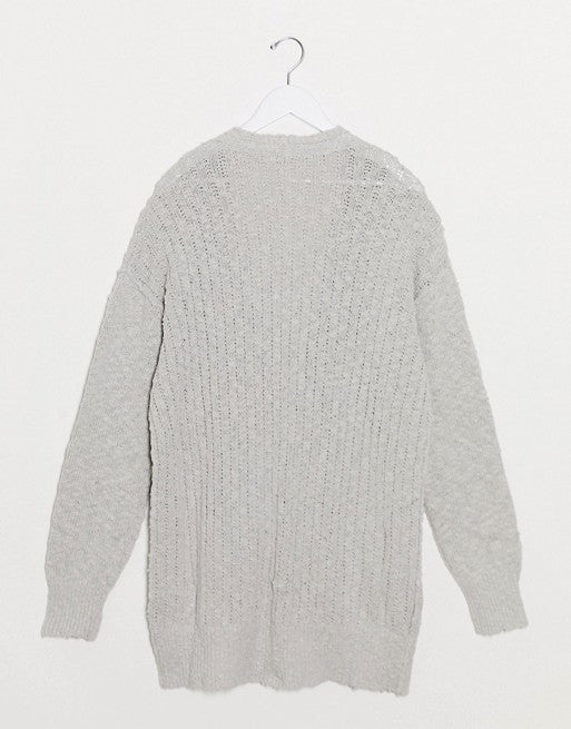 free people Cardigan in Grey, L