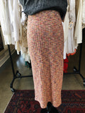 14th & Union Midi Skirt in Pink, L