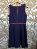 Navy Ann Taylor Loft Dress, 2