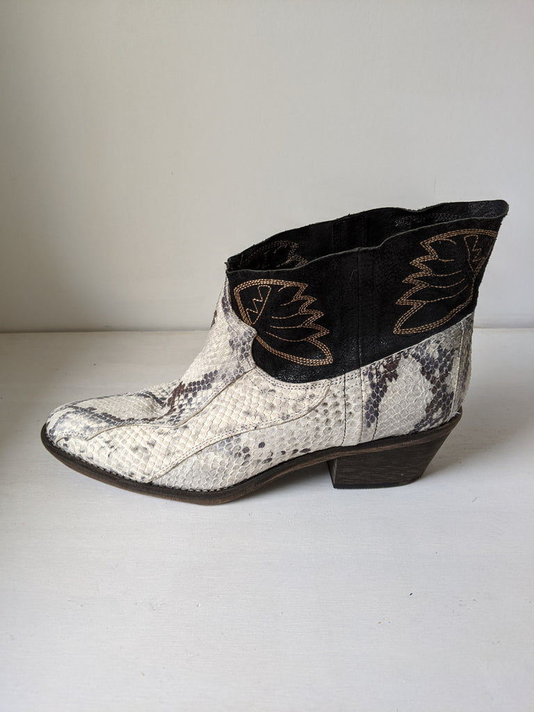 free people Dorado Ankle Boot, 8.5