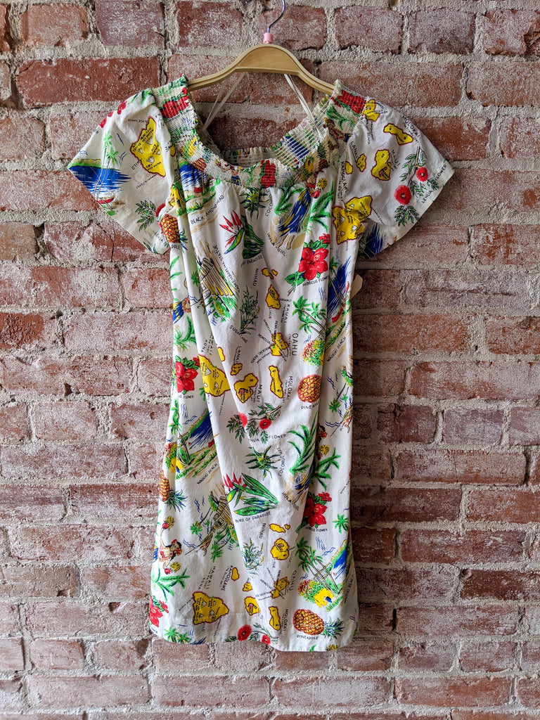 J Crew Hawaii Dress, 4