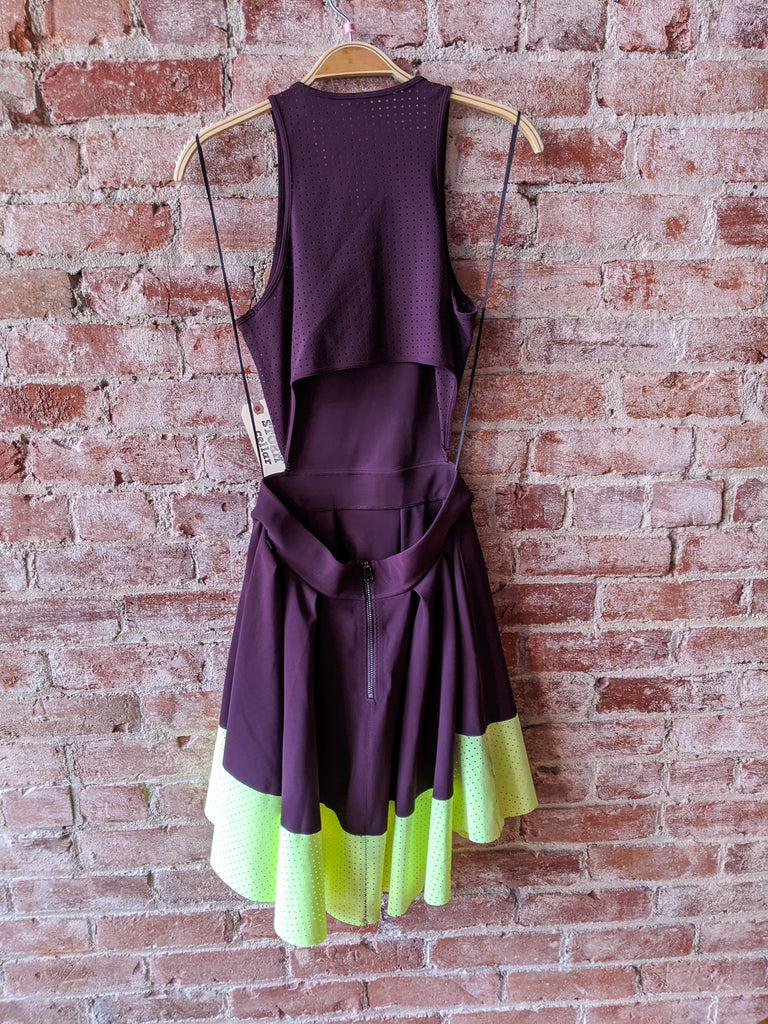 lululemon Plum/Lime Dress, 6