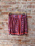 Anna Sui Violet Kitty Skirt, 8
