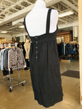 James Perse Dress in Black, S