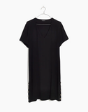 Black Madewell Dress, XL