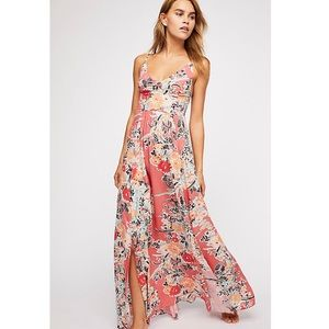 intimately Free People Dress in Pink, L