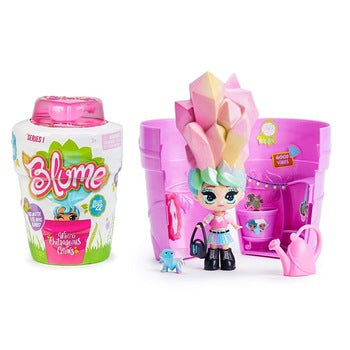 Blume Girl Doll - Add Water and See Who Grows