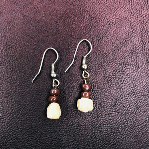 Handcrafted Clay earrings