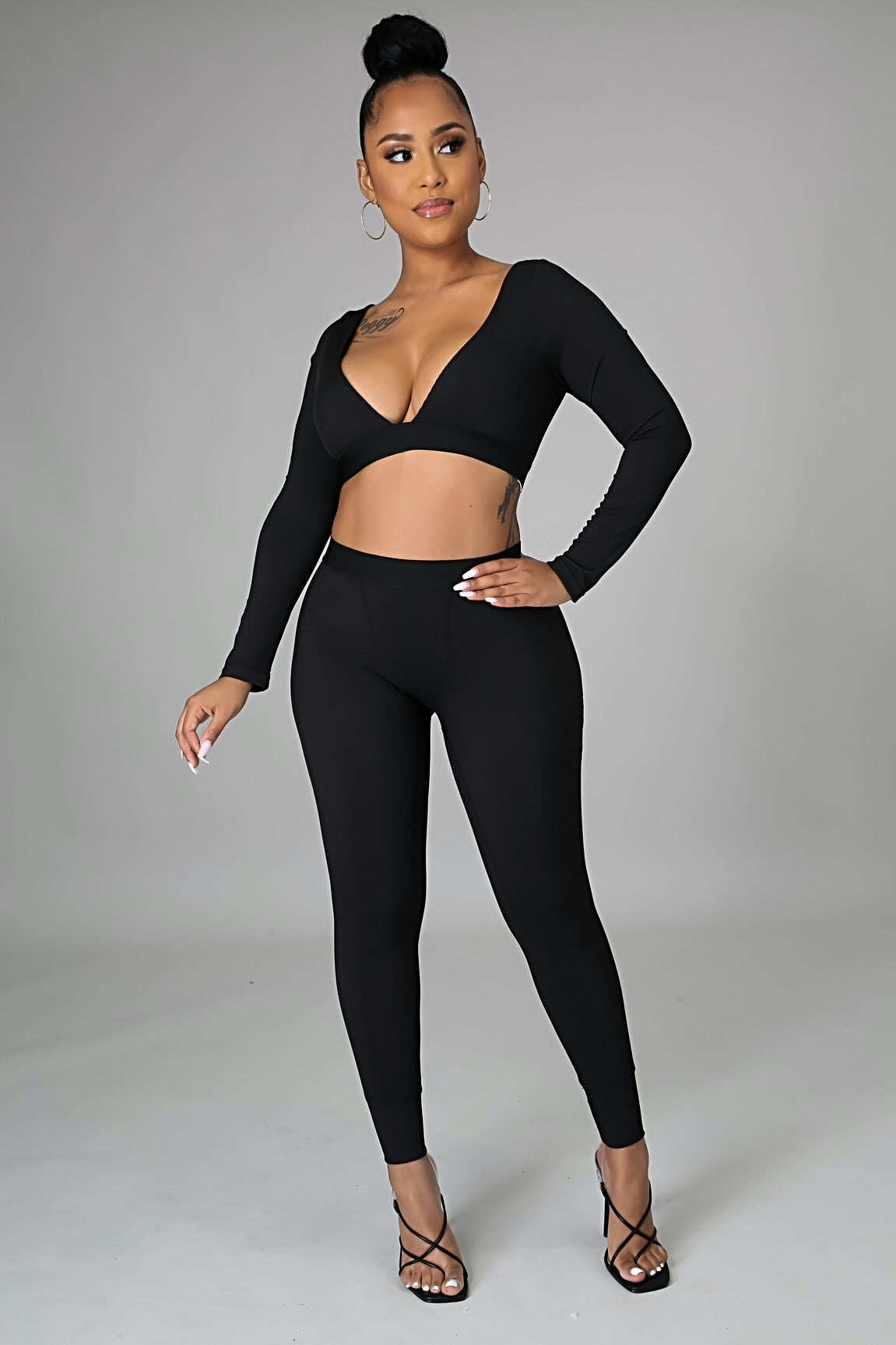 Go Getter Set  (Black)