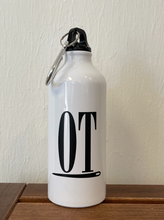 Load image into Gallery viewer, OT water bottle with carabiner