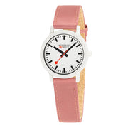 essence white, 32mm, sustainable watch for women, MS1.32111.LP