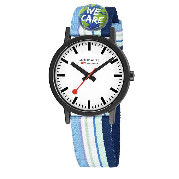 essence WE CARE, 41mm, sustainable watch for men and women, MS1.41110.LQ