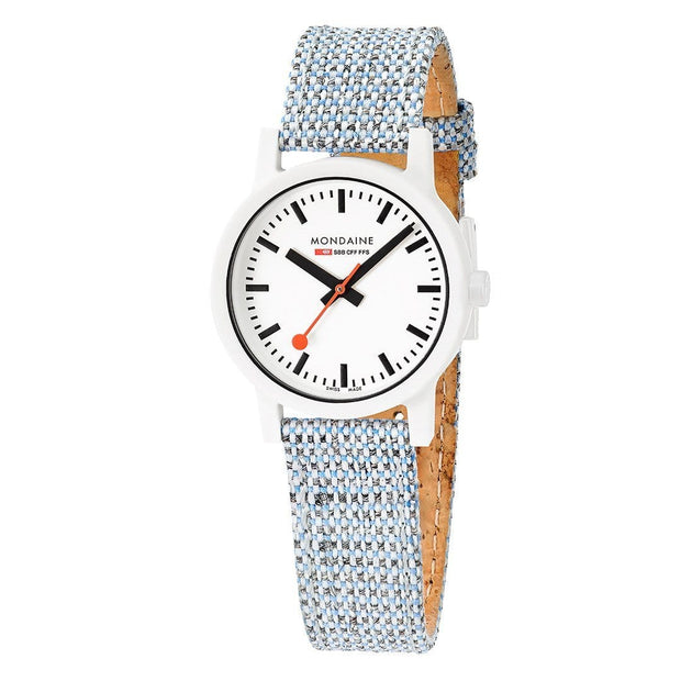 essence, 32 mm, sustainable watch for men and women, MS1.32110.LD