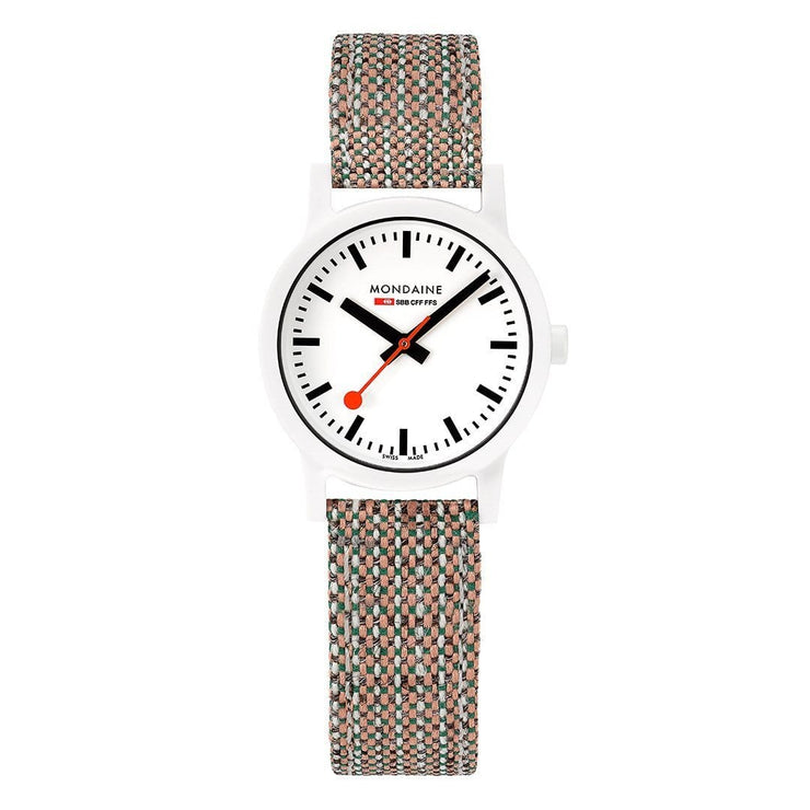 essence, 32 mm, sustainable watch for men and women, MS1.32110.LG,3